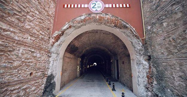İstanbul Beylerbeyi Sarayı Tüneli trafiğe açılıyor!