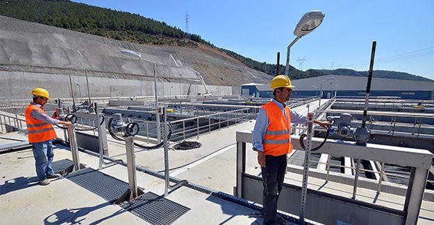 İzmir Kavaklıdere Arıtma Tesisi'nin inşaatı bitti!