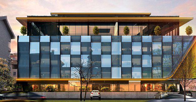 Meydanbey ve Pam Yapı'dan yeni proje; Cityist Offices