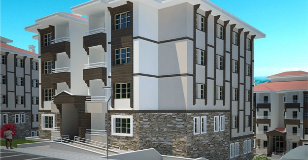 TOKİ Malatya Pütürge'ye 305 konut inşa edecek!