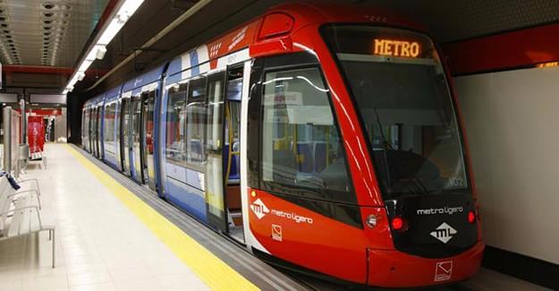 Ümraniye-Ataşehir-Göztepe Metro Hattı ihalesi 21 Eylül'de!