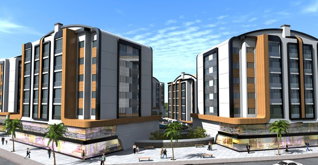 Vizyon Park Tuzla Residence Tuzla'da yükseliyor!