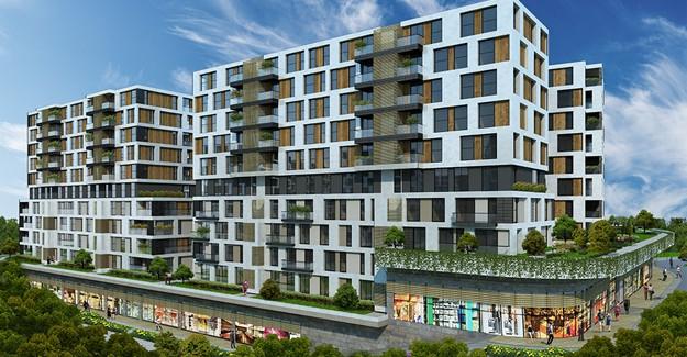 West Side İstanbul'da 10 bin lira peşinatla ev sahibi olun!