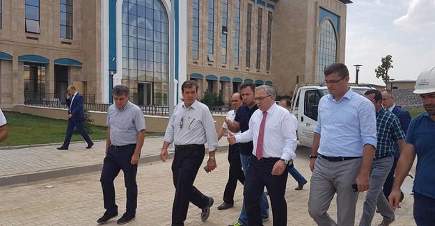 YBÜ Esenboğa Külliyesi yeni eğitim öğretim yılına hazır!