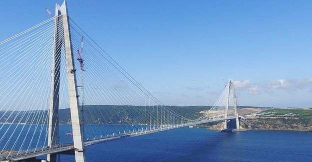 3. Köprü bölgedeki konut fiyatlarını 2 kat artırdı!