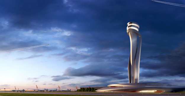 3'üncü havalimanına ilk küresel ödül!