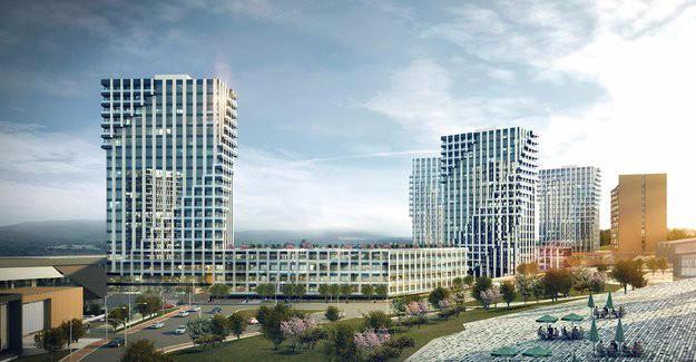 ADN Atlas Yapı'dan yeni proje; Northgate Ankara