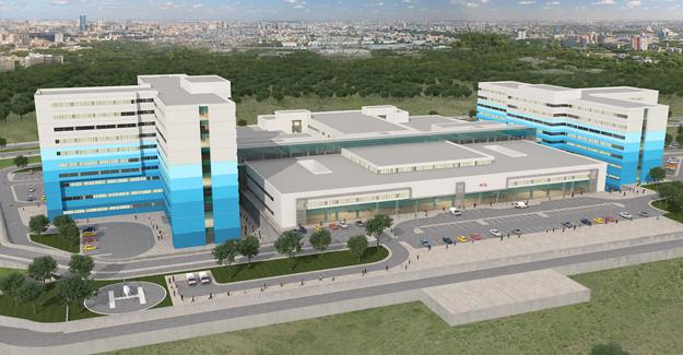 Akfen İnşaat Isparta şehir hastanesini sonbahara yetiştirecek!