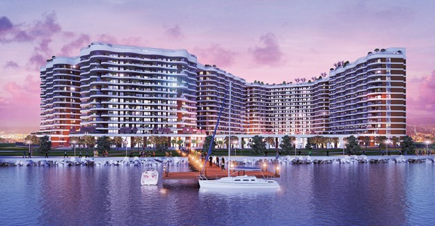 Blue Lake Dubai'de 2.5 milyon dolarlık satış yakaladı!