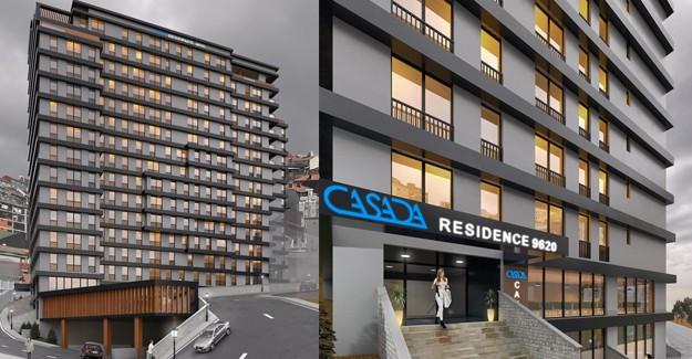 Casada'dan rezidans projesi; 9620 Casada Residence