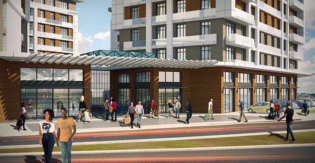 Demir Group ve Sapanlar Yapı'nın yeni projesi; Centro Beylikdüzü