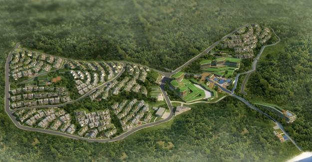 Emay İnşaat'tan Yalova'ya 400 milyon dolarlık karma proje!