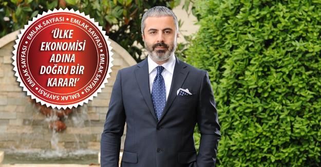 Habip Arıkan'dan konutta KDV indirimi yorumu!