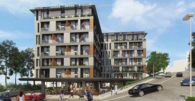 İva Suites Kağıthane / İstanbul Avrupa / Kağıthane
