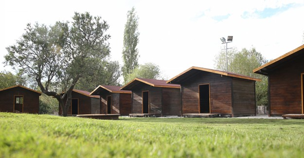 İzmir Buca'da İzcilik ve Doğa Sporları Merkezi 24 Eylül'de açılıyor!