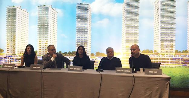 Mina Towers basın toplantısı gerçekleştirildi!