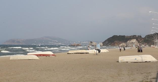 Mudanya Eğerce sahili Büyükşehir ile güzelleşiyor!