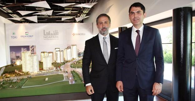 Nidapark Kayaşehir'de 1.1 milyar TL'lik satış hedefi!