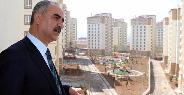 Sivas Özbelsan TOKİ konutlarının belediyeye ait kısmı satışa çıkıyor!