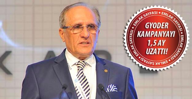 'Tarihi kampanya ile 1 ayda 2 bin konut satıldı!'