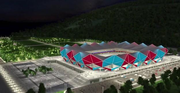 Trabzon Akyazı Stadı Kasım'da tamamlanacak!
