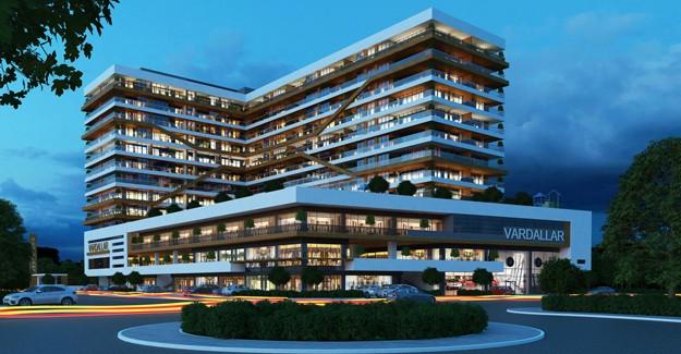 Vardallar Center Residence Trabzon'da yükseliyor!