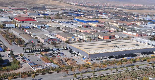 Ankara'da Sincan Sanayi Sitesi taşınıyor!