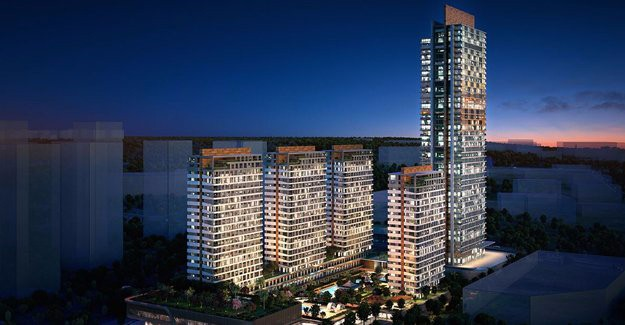 Babacan Premium Tower ikinci etap satışları başladı!