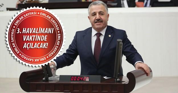 Bakan tarih verdi, 'İstanbul trafiği 2018'de rahatlayacak!'