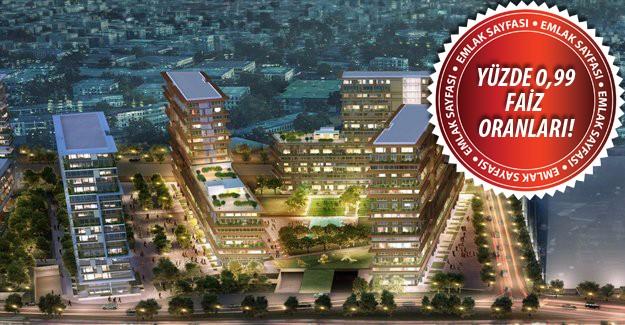 İnistanbul Lokal'de 7 bin 500 TL peşinatla ev sahibi olma fırsatı!