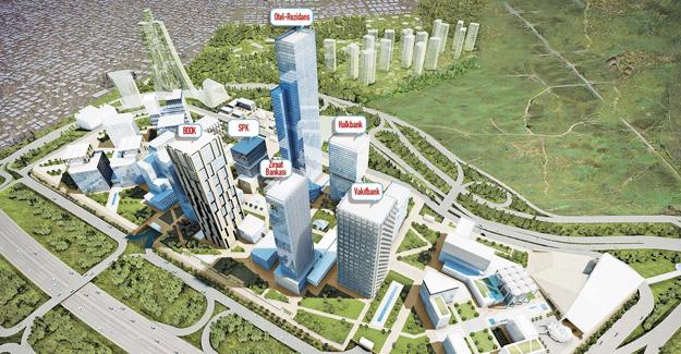 İstanbul Finans Merkezi 2020'de tamamlanacak!