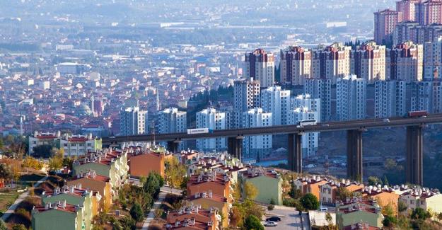 İzmit'in 2 mahallesinde dönüşüm için 400 konut yıkılacak!