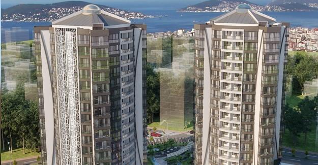 Kartal'a yeni proje; Rotana İstanbul