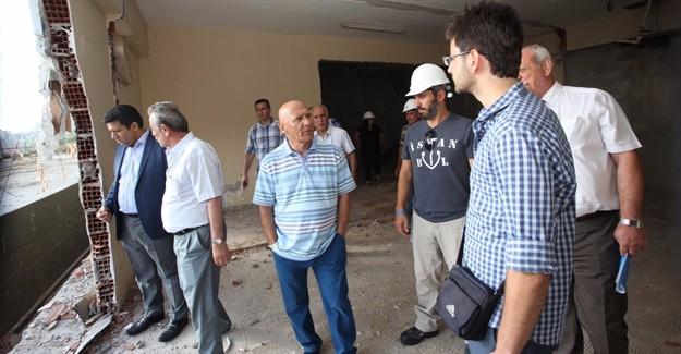 Kartal Belediyesi Yaşlı Bakım ve Huzurevi binası çalışmaları devam ediyor!