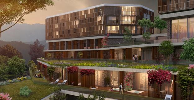 KentPlus Yalova Wellness SPA Resort teslim tarihi!