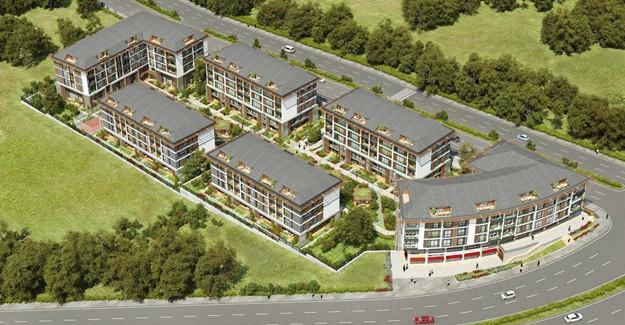 Marmara Yapı'dan yeni proje; Marmara Konakları