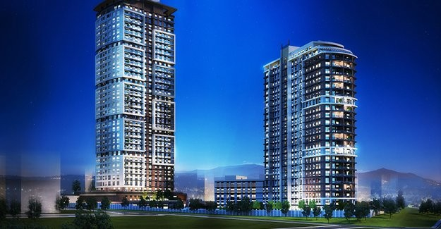Referans Kartal Towers / İstanbul Anadolu / Kartal