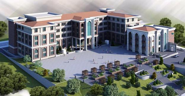 Samsun İlkadım Yeni Belediye Hizmet Binası'nın temeli Aralık'ta atılacak!