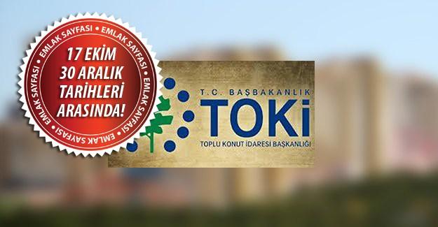 TOKİ Ankara Mamak'ta 176 konut açık satışta!