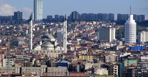 Ankara'da taşınacak askeri alanlar çalıştayı yapıldı!