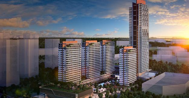Babacan Premium Tower / İstanbul Avrupa / Esenyurt