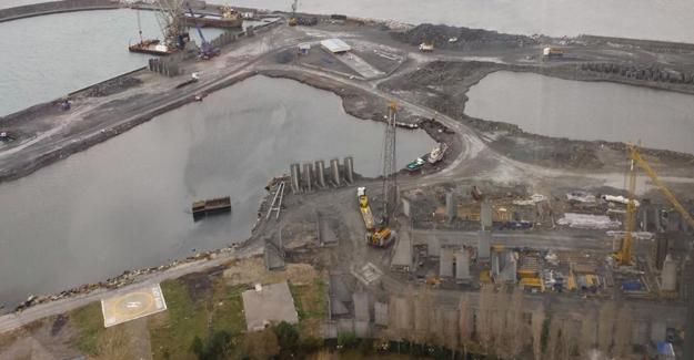 Bakırköy Mega Yat Limanı referandumu 6 Kasım'da!