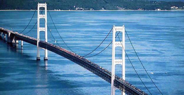 Çanakkale 1915 Köprüsü'nün ihale süreci başladı!