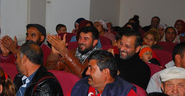 Edirne Meriç'te 94 TOKİ konutunun kurası çekildi!