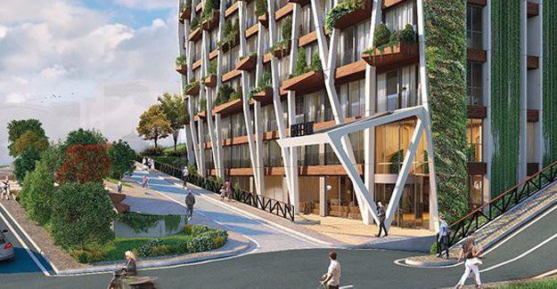 Greenox Residence / İstanbul Avrupa / Kağıthane