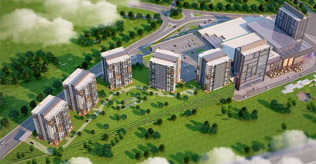 Nata Holding ve Gül Proje'den yeni proje; Tem Point