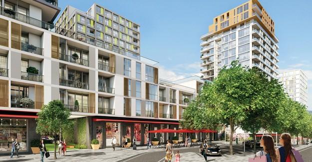 Strada Bahçeşehir projesi daire fiyatları!