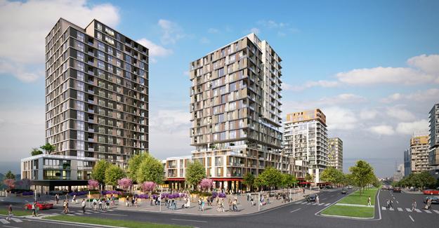 Strada Bahçeşehir projesi nerede? İşte lokasyonu...