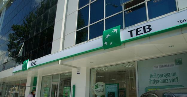 TEB kredi faiz oranlarında bir indirim daha yaptı!