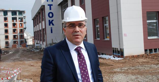 TOKİ'den Gaziantep'e 50 bin konutluk yeni bir şehir!